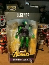 Serpent society thanos baf