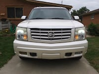 2003 CADILLAC ESCALADE  Dearborn Heights