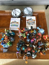 Skylanders Wii- swap force & Giants