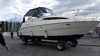 Bayliner cabin cruiser 27ft