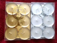Large Metallic Tea Lights St. Albert, T8N 2L2