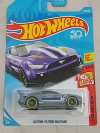 Hot Wheels Then and Now Series Custom '15 Mustang Toronto, M3J