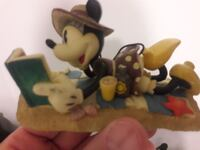 Mickey Mouse reading book figurine Spanaway, 98387