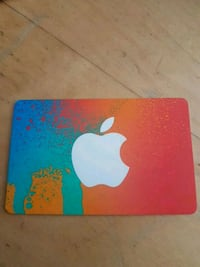 $25 Itunes Giftcard Victoria, V8N