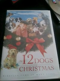 DVD 12 dogs of Christmas West Bloomfield Township, 48322