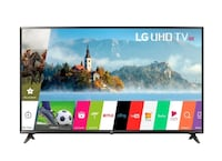 """LG - 49"""" Class - LED - UJ6300 Series - 2160p - Smart - 4K UHD TV with HDR West New York, 07093"""