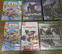 Video games for sale Mississauga