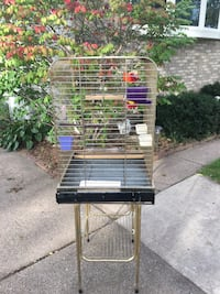 Standing Bird Cage