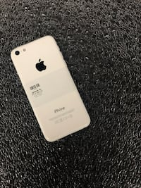 White iPhone 5c (AT&T PHONE)