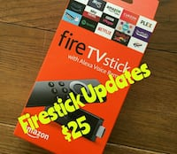 Fire stick latest updates Westminster, 92683