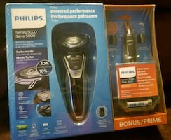 PHILIPS Series 5000 Turbo Wet & Dry Shaver