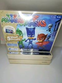 Yes there is 5 available New PJ Mask $5.00 Firm Each