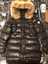 Moncler Jacket W/ Real Fur