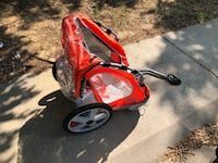 In step bicycle trailer  Aurora, 80017