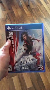 Mirrors Edge Catalyst PS4 Little Chute, 54140