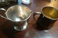 antique silver cups Mississauga, L5A 2J4
