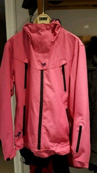 rosa zip-up jakke Sula, 6030