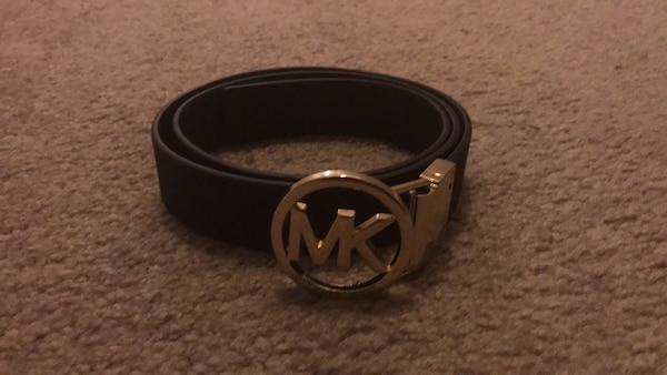 ea60e71f12f Used black Gucci leather belt with buckle for sale in Sterling Heights