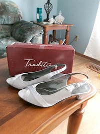 Tradition Silver Shoes