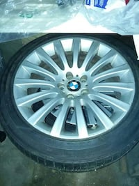"""BMW 19"""" rim. Take one for $100 or all for $250"""