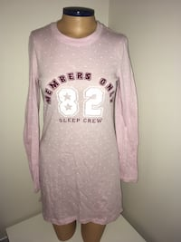 La Senza Sleepshirt Size Small Women New Montréal, H4G 1M2