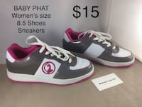 BABY PHAT Women's size 8.5 Shoes Sneakers Chesapeake, 23320