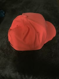 NIKE mens gold fitted cap