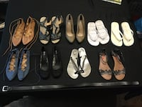 Lots of shoes size 7 and 7.5-$5-$10 Toronto, M6R 1Z8