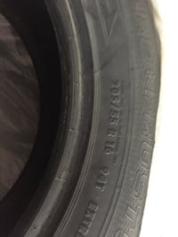 4 winter tires 205 55 R16 Laval, H7W 2S7