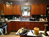 Solid wood kitchen cabinets  Syracuse, 13212