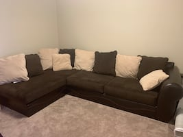 Beautiful sectional very comfy