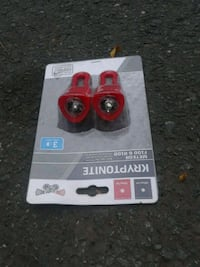 red and black fidget spinner Alexandria, 22305