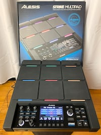Alesis Strike Multipad Drum sampler looper