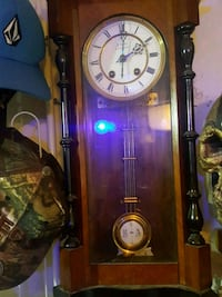 Antique Grandfather wall clock Vancouver, V6A