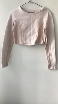 Cropped top - long sleeve Vancouver, V6G