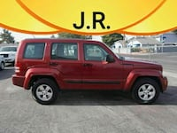 Jeep - Liberty - 2012 Las Vegas