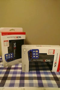 New Game Vault Nintendo 3DS Mississauga, L4T 3L6
