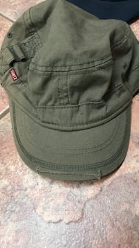 gray and black fitted cap Saanich, V8Y 1M2