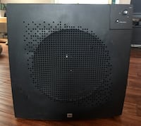 JBL PSW-D115 350-Watt Powered Subwoofer Laurel, 20723