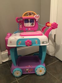 Doc McStuffin Toy Hospital Care Cart with Lights & Sounds  Olney, 20832