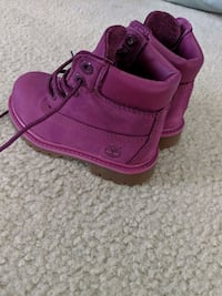 Timberlands Toddler size 6 - never worn Gainesville, 20155