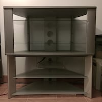 "Tall TV Stand with Shelves for 48"" TV or as Shelving Unit Toronto, M3N 2R5"