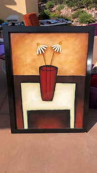 Oil painting 4ft high by 36 Colorado Springs, 80906
