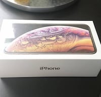 iPhone XS 64GB Gold Unlocked Washington