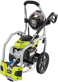 black and green pressure washer Garden Grove
