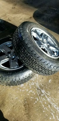4 17 inch dodge rims 5lug District Heights, 20747