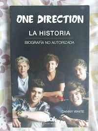 One Direction - Danny White Palma, 07014