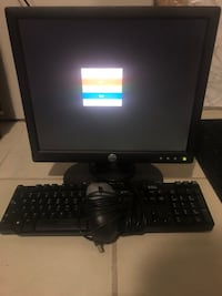 $30 for computer Dell monitor, keyboard and mouse Toronto, M9W 2A3