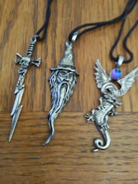 Men's Pendants-(3) Chillum, 20783
