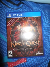 Kings quest Hamilton